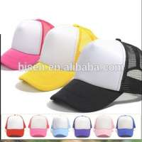 Trucker Caps Printing polyester mesh Manufacturer