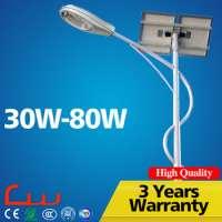 CFL Solar Panel Street Light Manufacturer