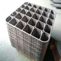 HEAT RESISTANT STEEL CASTING FURNACE TRAY Manufacturer