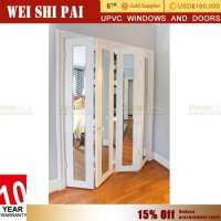 Ready Soundproof Veranda Bifold Doors Decorative Glass Lowes Inch Used Storm Bi Fold Doors Manufacturer