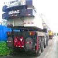 demag 120t used crane used demage crane demag used crane Manufacturer