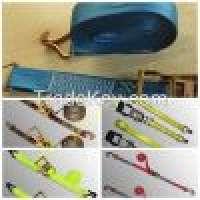 2 inch cargo lashing cam buckle tie down straps cargo lashing hook Manufacturer