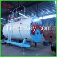 4 tons of industry oil or gas or coal Fired Steam Boilers  Manufacturer