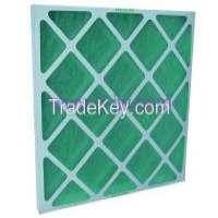 Primary Fiberglass Panel Filter Manufacturer