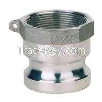 aluminum pipe coupling Manufacturer