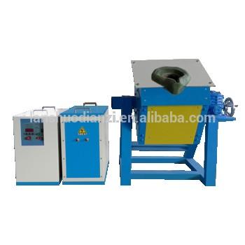 CE certified 5kg steel induction melting furnace