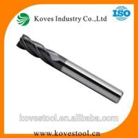 solid carbide end mills Sqaure cutting tools Manufacturer