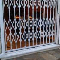 collapsible Stainless Steel Gate