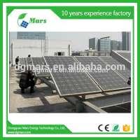 Solar power energy equipment home use Manufacturer