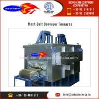 Annealing Hardening Mesh Belt Conveyor Furnace