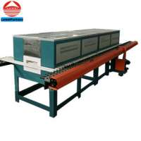 Industrial Small Roller Type Continuous Annealing Furnace 1400 Celsius degree