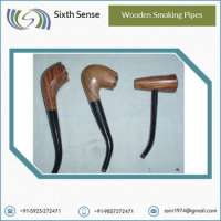 Premium Wooden Smoking Pipes  Manufacturer