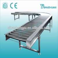 Trending portable roller conveyorroller electric conveyorsmall roller conveyor  Manufacturer