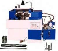 Portable Hydraulic Thread Rolling Machine