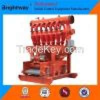Brightway 4 inch Oilfield Drilling Mud Hydrocyclone Desilter  Manufacturer
