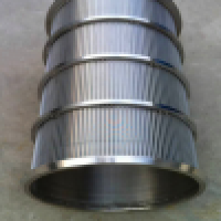 Wedge wire filter screen pipe Manufacturer