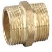 Brass hex nipple Manufacturer
