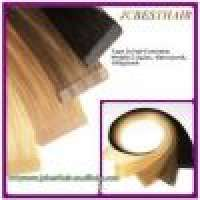 Bonding Tapes and Weft Tape Remy Hair Manufacturer