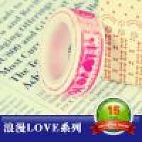 Sealant Tape and washi tape Manufacturer