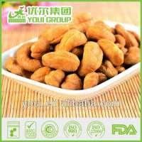 Salted Flavor Roasted Cashew Nuts Manufacturer