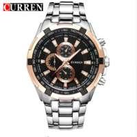 fashion Quartz men waterproof Analog Watches Manufacturer