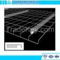 Corrosion Protection Steel Pallet Racking System Wire Decking Manufacturer