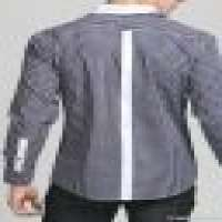 Men Casual Plaid shirt French Men Shirt Business Shirt Manufacturer