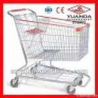 Hand Push CartShopping TrolleyGrocery CartTrolley Cart Mall Manufacturer