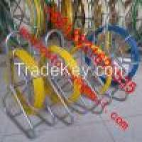 Gripper Tape and Traceable Fiberglass Duct RoddersContinuous RoddersFISH TAPE Manufacturer