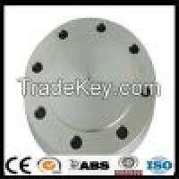 Carbon steel ASTM A105 blind flange pipe fitting flanges Manufacturer
