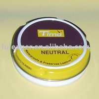 Shoe cream tin box shoe polish box Manufacturer