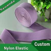 jacquard nylon underwear elastic ribbon Manufacturer