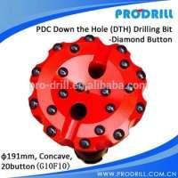 Diamond PDC Drill Button Bits Manufacturer