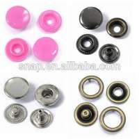 Plastic Metal & Press Garments Buttons