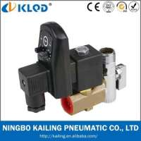 Automatic electronic timed air compressor drain valve Manufacturer