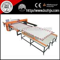 Automatic computerized single head sewing quilting machine  Manufacturer