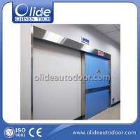hospital automatic hermetic sealing door mechanism Manufacturer