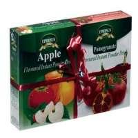 Apple & Pomegranate Powder Tea Double Set Manufacturer