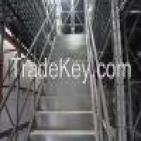 MezzanineMultitier rackingWarehouse rack Manufacturer