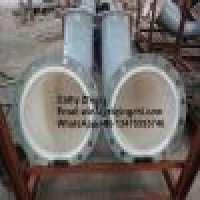 High temperature alumina ceramics pipeelbow wearresistant Manufacturer