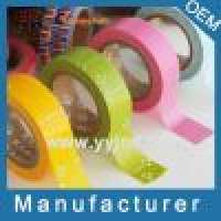 Car Painting Color Masking tape YY6549 Manufacturer