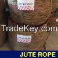 Natural Jute rope Manufacturer