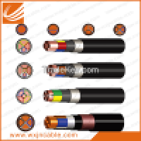 Transfer Tape and 061KV LSZH Copper Conductor XLPE Insulated Steel Tape Polyolefin Sheathed Power Cable Manufacturer