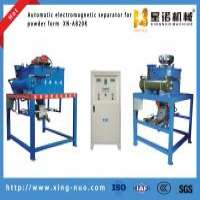 Automatic powder electromagnetic separator quartz sand Manufacturer