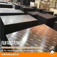 Concrete formwork shuttering plywood Manufacturer
