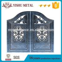 aluminum gate doors main gate Manufacturer
