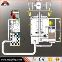 Sand Glass Blasting Machine Manufacturer