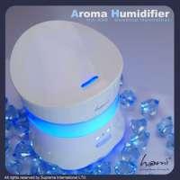 HA850 Ultrasonic Luminous Essential Oil Aroma Humidifier Blue LED