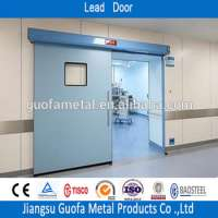 5 mmPb Radiation Protection Lead Lined Door Manufacturer