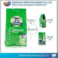 400g700g aluminum foil pouch whey protein skim powder milk packaging Manufacturer